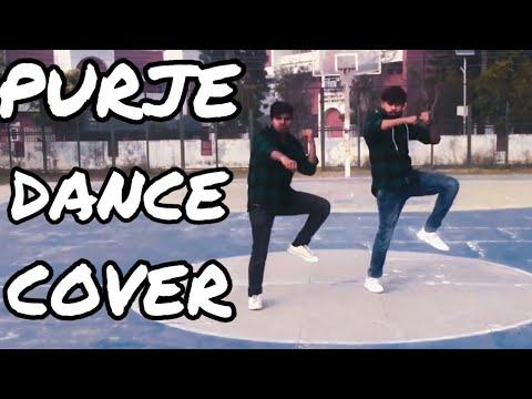 Purje - Mankirt Aulakh Ft. DJ Flow | Purje Dance Video| DJ Goddess | Singga | Sukh Sanghera | 2019