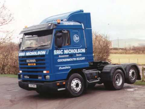 eric nicholson transport cockermouth cumbria