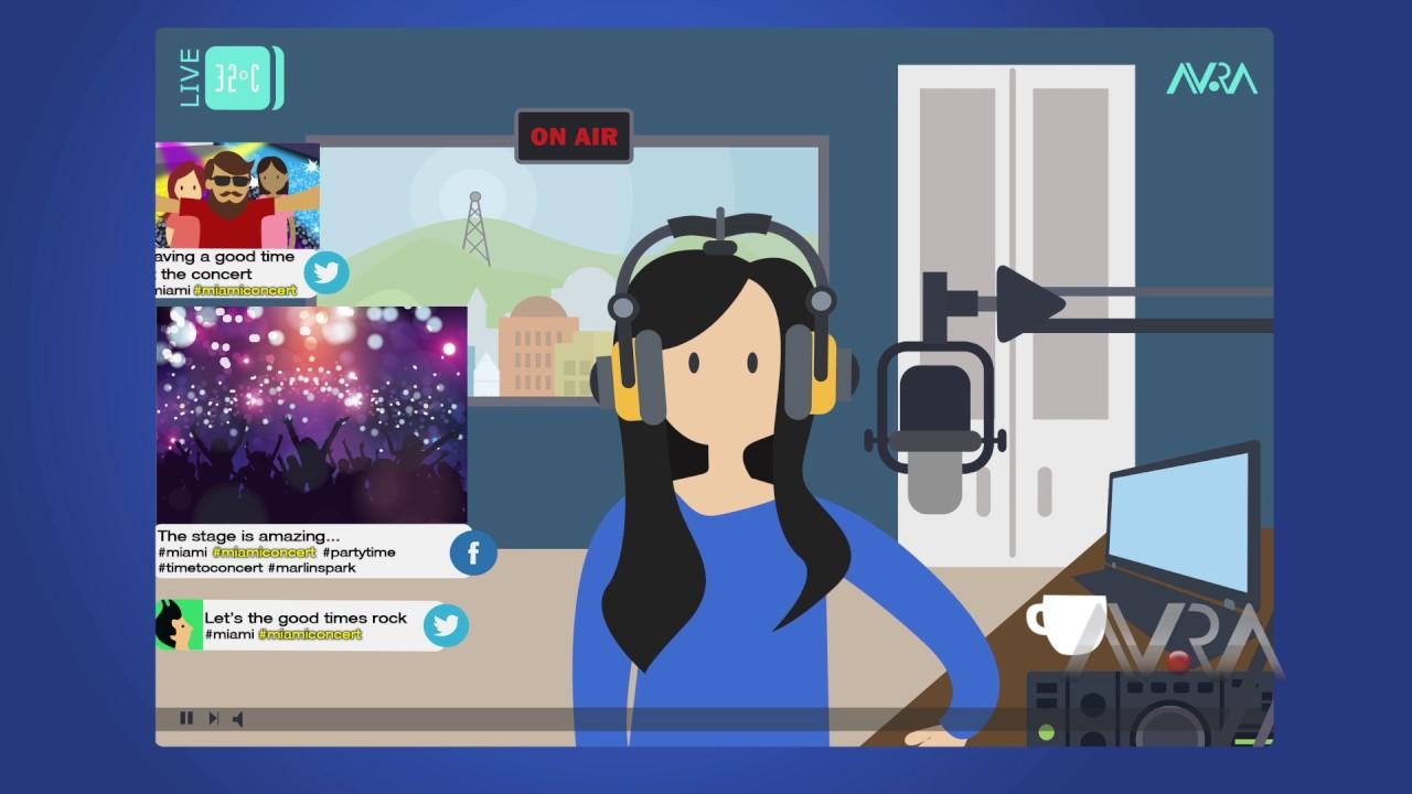 7BD - Visual Radio / Automation | Avra