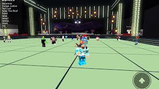 Dance ROBLOX singing
