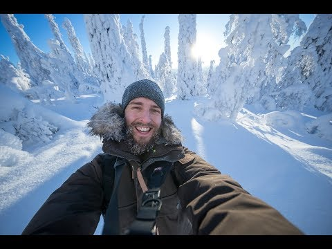 SALLA-LAPLAND-VLOG: In the middle of nowhere