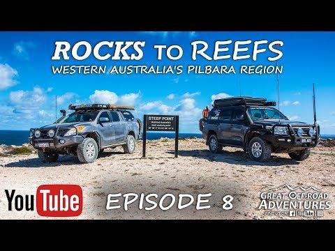Rocks to Reefs Ep8 - Steep Point, BUCKET LIST, 4x4, Dunes, Overland Travel