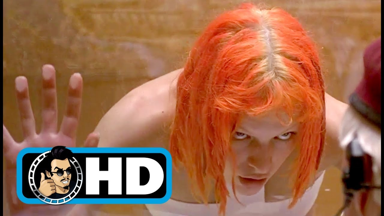 The Fifth Element 1997 Movie Clip