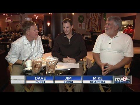 Watch: Horse Play Colts talk, Dec. 1