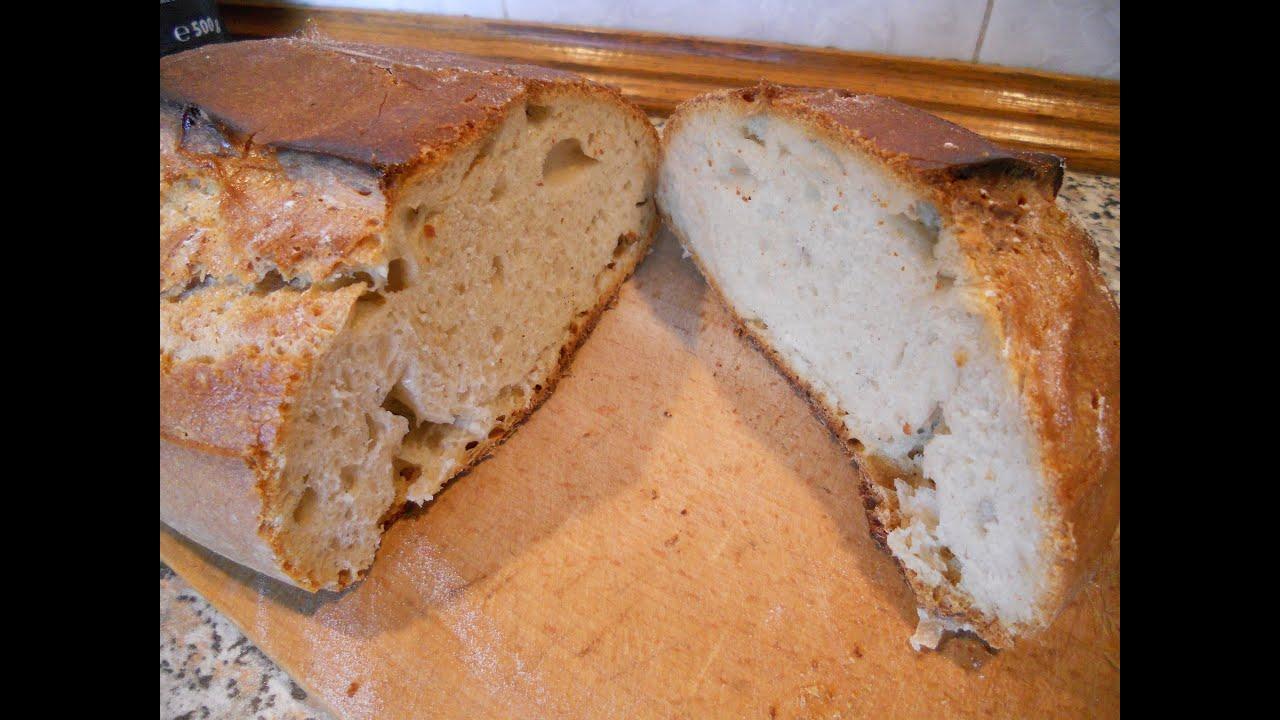 Французский хлеб в духовке