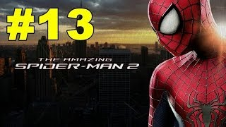 The Amazing Spider-Man 2 Walkthrough Part 13 The Green Goblin
