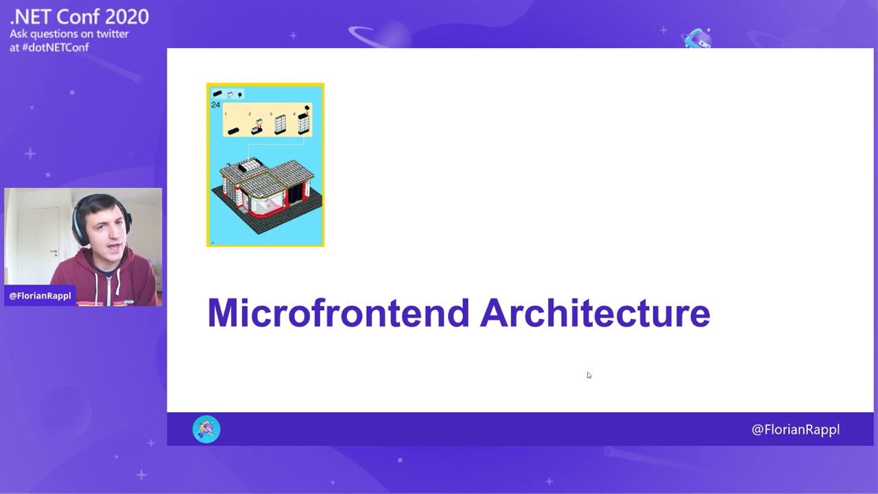 Microfrontends with Blazor: Welcome to the Party!
