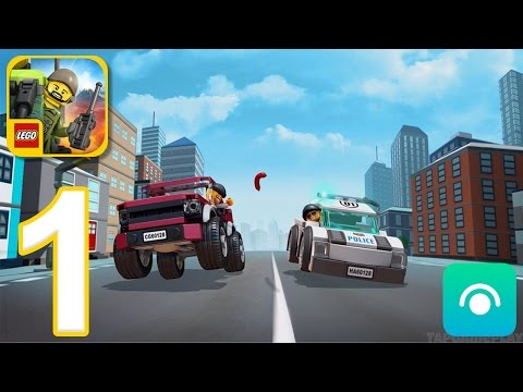 LEGO City My City 2 - Gameplay Walkthrough Part 1 (iOS)