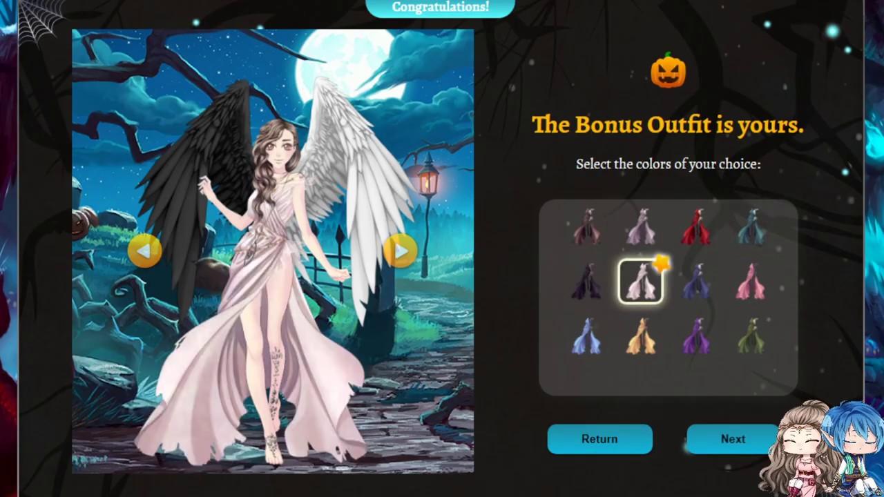 Eldarya Halloween 2020 Illustration Eldarya   Halloween 2019 Event   YouTube