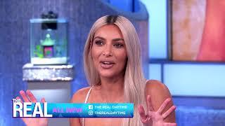 Tuesday on 'The Real': Kardashian Takeover!