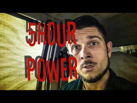 5 hour energy is how powerful