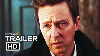 MOTHERLESS BROOKLYN Official Trailer (2019) Edward Norton, Bruce Willis Movie HD