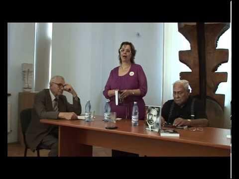 """Lansarea cărţii """"AVENTURA IRANIANĂ. Amintiri și Epistole"""