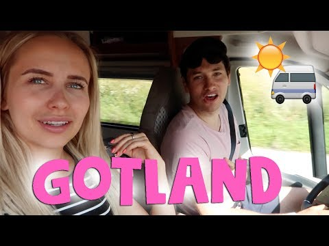 Tacomys på Gotland | HUSBILSTURNÉN #2