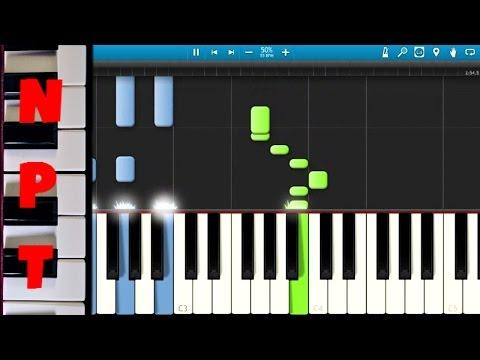 Avicii - Broken Arrows - Piano Tutorial - How to play Broken Arrows - Synthesia Instrumental Cover