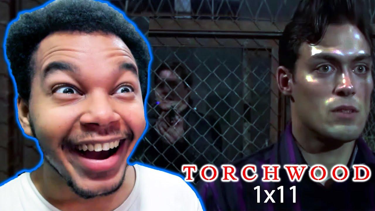 """Download Torchwood Season 1 Episode 11 """"Combat"""" REACTION!"""