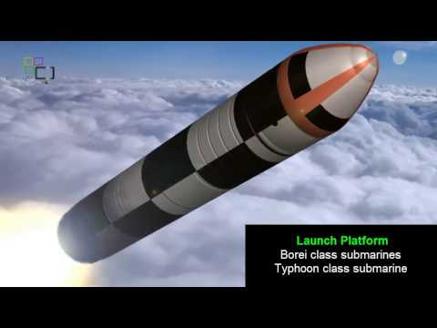 Top 10 Deadliest Nuclear Missiles ICBM in the World1