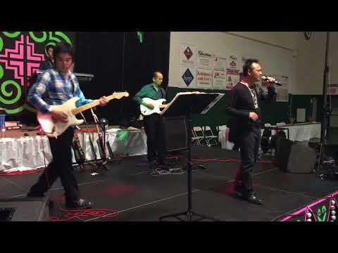 Wausau Hmong New Year 2017-2018 Night Party Tsis Yooj Yim Band 1000 Mais