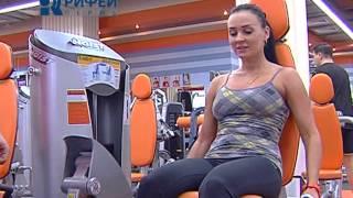 Рабочий день - Фитнес-инструктор