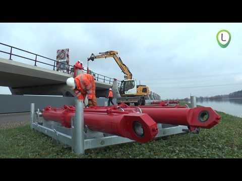 Voorbereiding mogelijke inzet Hoogwatergeul Veessen Wapenveld