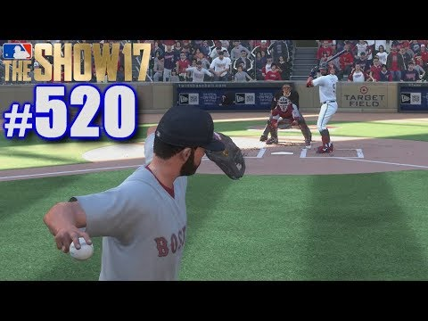 BRAIN INJURY FOR THE PITCHER! | MLB The Show 17 | Road to the Show #520