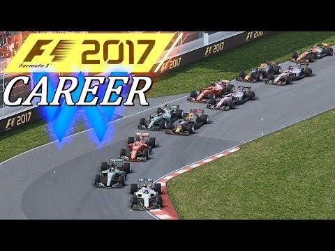 Cruising in Canada - F1 2017 Career ep. 7