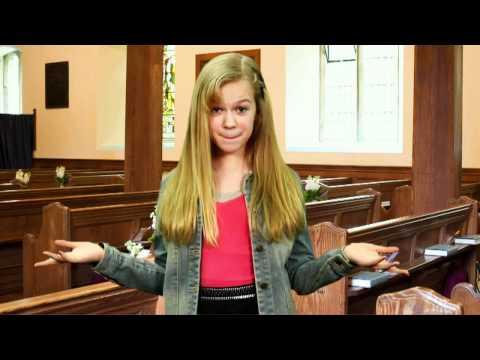 Rebecca Black - Friday (OFFICIAL PARODY VIDEO) - Sunday - Sadie B