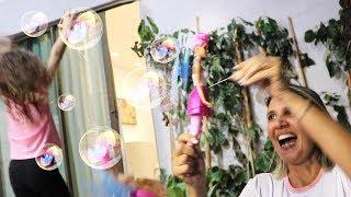 Brinquedos de Natal da Valentina / Boneca Barbie Dreamtopia