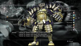 Final Fantasy XIII - How to Defeat Alexander Eidolon Boss Fight [No Commentary Gameplay]