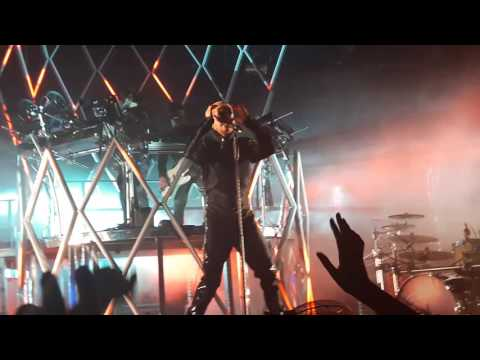 Tokio Hotel - Dark side of the sun Live @ Frankfurt