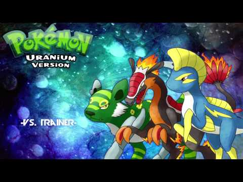 Pokemon Uranium - Battle! Vs. Trainer