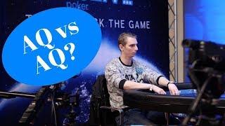 Krzysztof Chmielowski Gets Opponent to Fold Same Hand