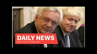 Daily News - Boris, Mogg, Davis said her PM deal is not Brexit, the public will not forgive