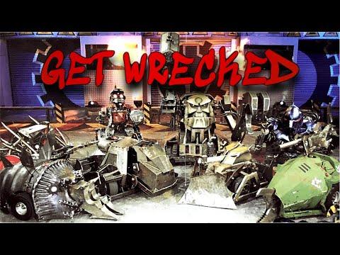 Download Robot Wars - House Robots Get Wrecked Compilation
