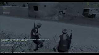 Takistan Life: Revolution: Free Takistan Army: Randy Sees a Civilian Merlin
