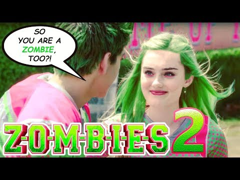 Disney ZOMBIES 2 💥 10 Reasons Why IT NEEDS TO HAPPEN!! 🏉 ft ZED,ADDISON,BUCKY,BONZO,ZOEY & More