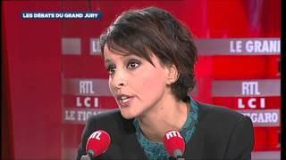 Le Grand Jury du 02 mars 2014 - Najat-Vallaud Belkacem - Bruno Le Maire - 1e partie