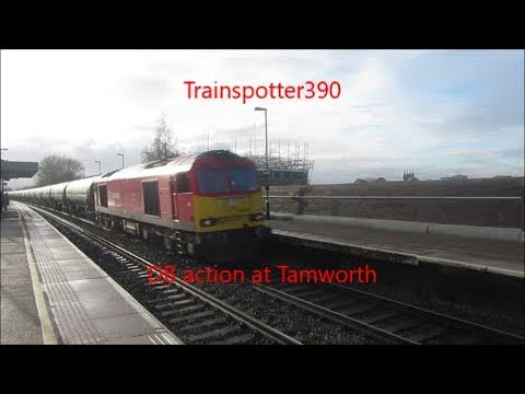 DB action at Tamworth