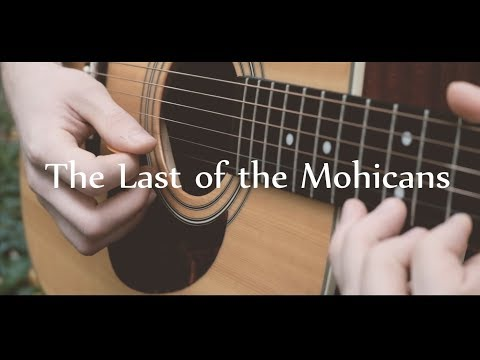 The Last of the Mohicans - acoustic guitar