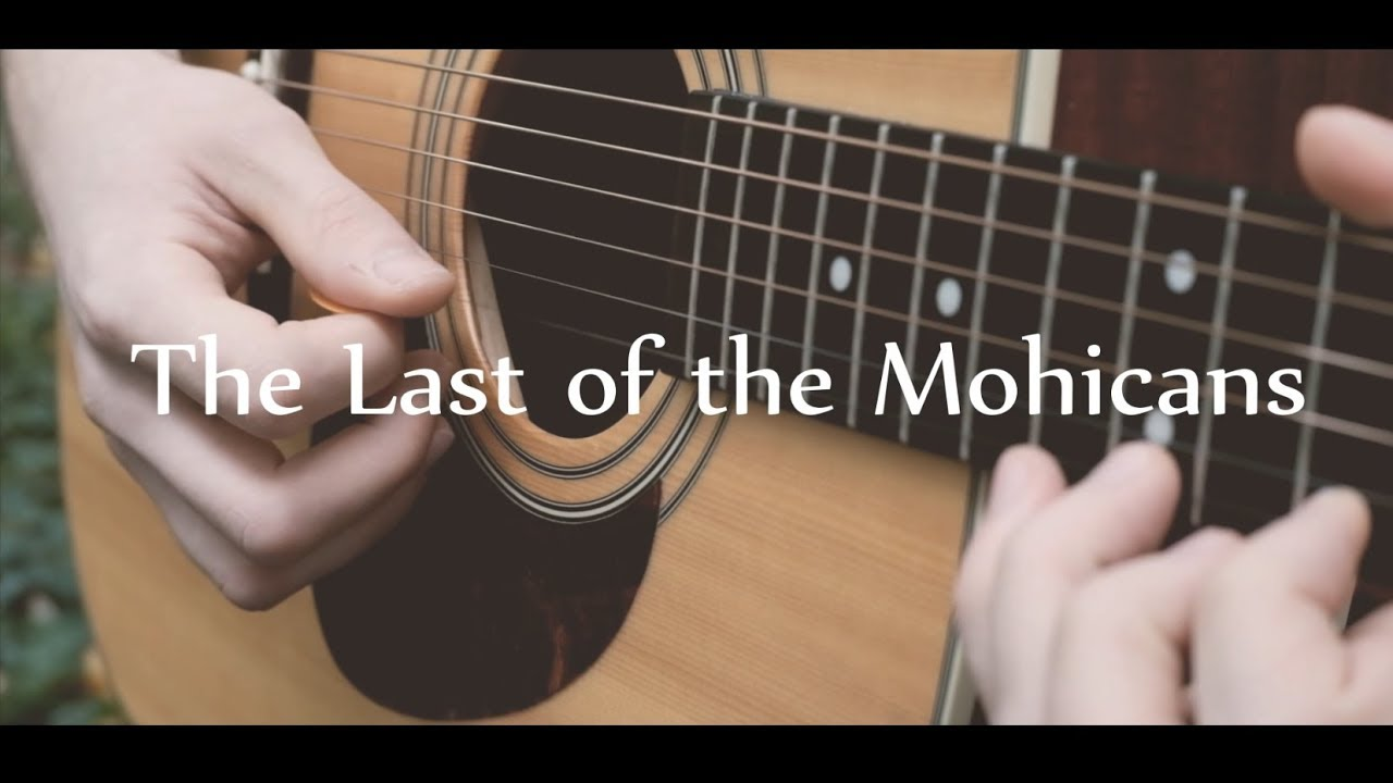 Download The Last of the Mohicans | acoustic guitar - Lukáš Lengál |