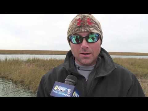 Goose Hunting in Paradise Louisiana
