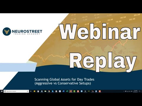Webinar Replay: Scanning Global Assets for Day Trades(Auction Curve)