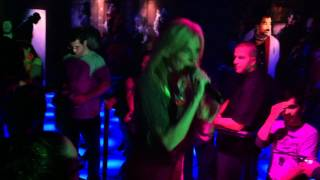 Debbie Deborah Gibson LOSIN MYSELF Culture Club 5/19/12