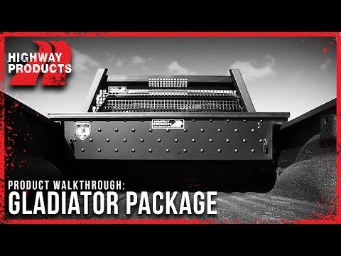 Highway Products | Gladiator Package
