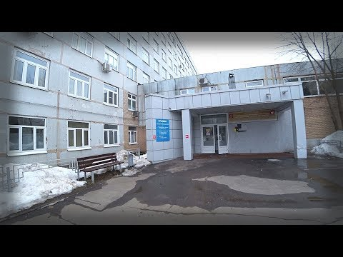Russia 2018: Inside Russian provincial city hospital