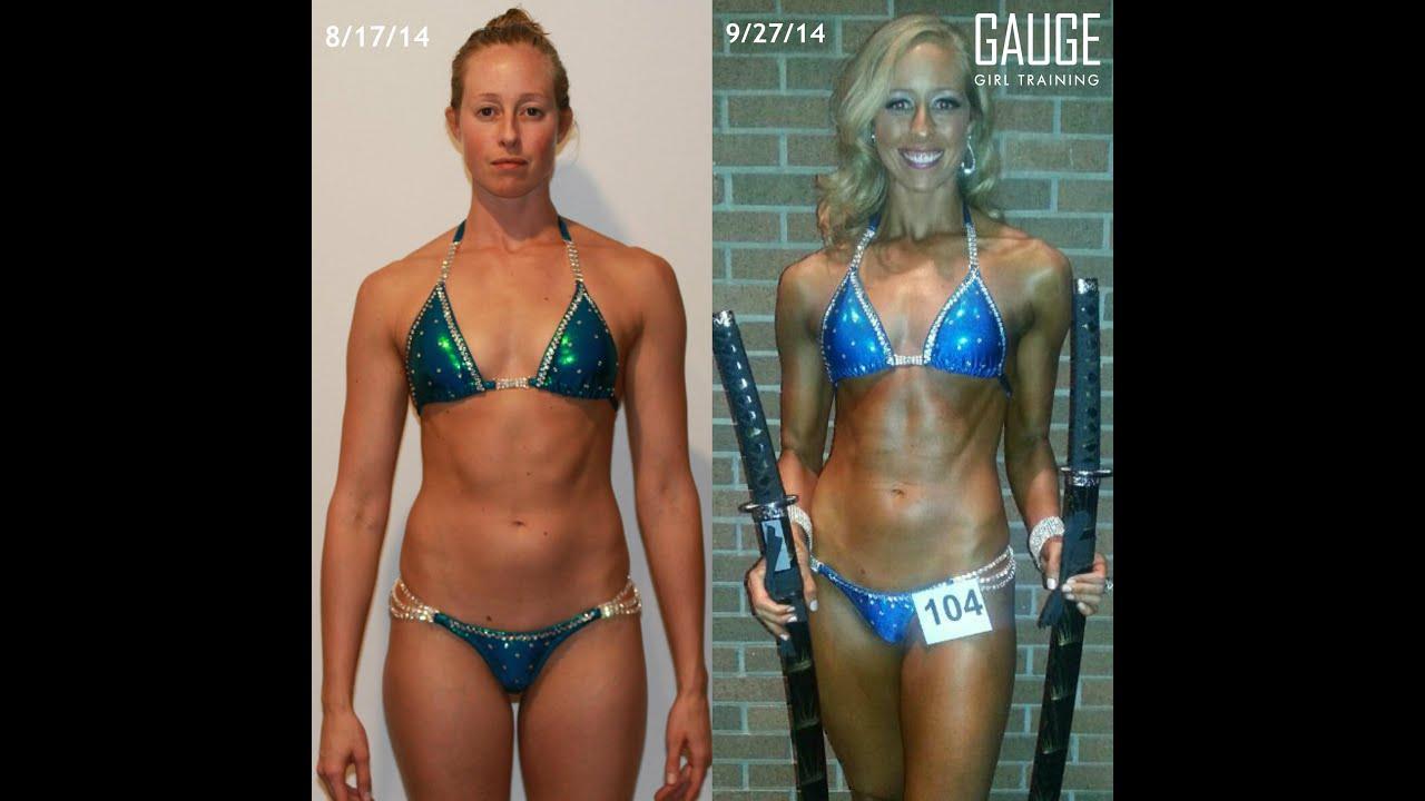 Injured Athlete Makes a Comeback as a Bikini Competitor ...