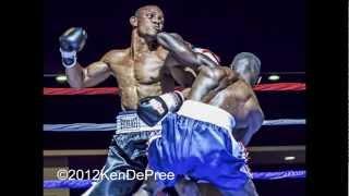 Boxing At Sosua Bay Casino, Dominican Republic