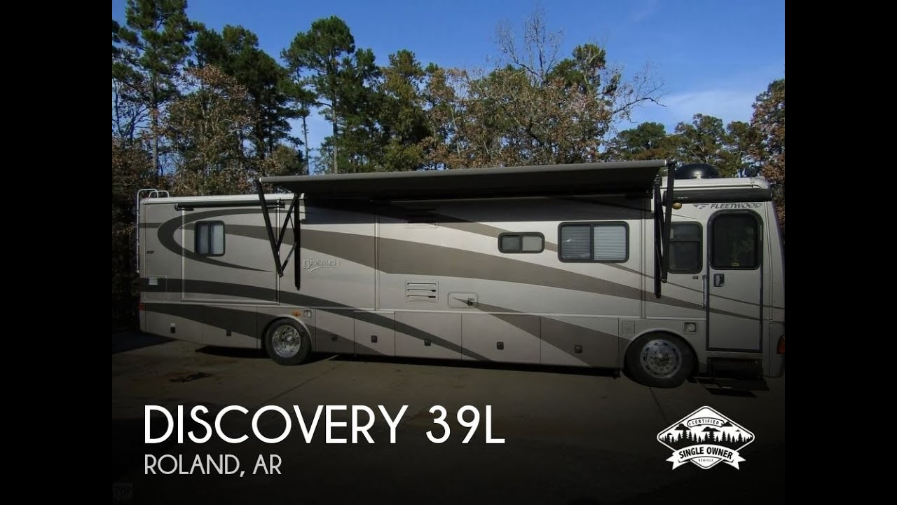 Used 2005 Discovery 39L for sale in Roland, Arkansas