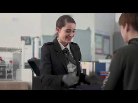 Vidéo de présentation du métier d'agent de sûreté aéroportuaire
