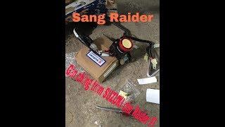 !!SuZuKi Raider !! Gắn Chống Trộm Lên Xe Raider FI Chỉ Vs 550k !!Sang Raider mời các bạn tham khảo